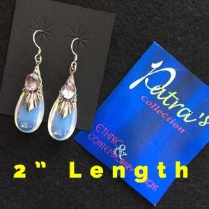 Jewelry - Ethnic and contemporary earrings .